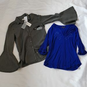 Pair of Small Blouses